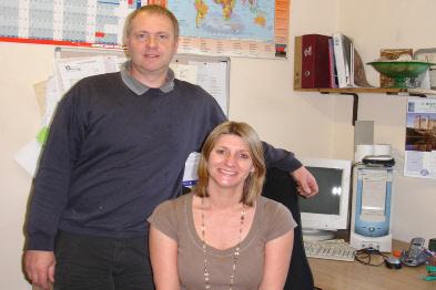 David and Helen Hall